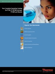 Your Complete Sampling Catalog for FT-IR, FT ... - Thermo Scientific