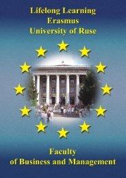 Erasmus ECTS Information Package