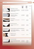 Rückwand Karton - Leichtschaumplatten - Spongo GmbH - Seite 3