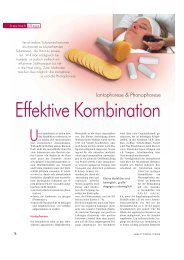 Effektive Kombination - Ionto-Comed GmbH