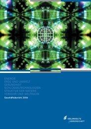 energie erde und umwelt gesundheit schlüsseltechnologien struktur ...