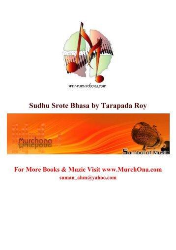 Tarapada Roy Books Pdf