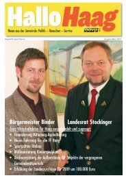 Hallo Haag (Ausgabe März 2010)