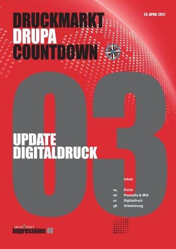 digitaldruck - Druckmarkt