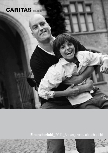Finanzbericht 2011 Caritas Thurgau