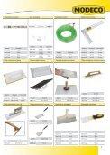Narzędzia do suchej zabudowy - Modeco - Page 7