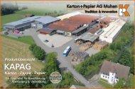 Produktübersicht - Karton und Papier AG Muhen
