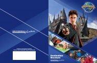 Destination Brochure - Universal Parks & Resorts Vacations