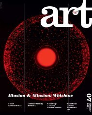 THE RWA WINTER MAGAZINE Anthony Whishaw - Illusion