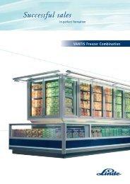 VANTIS Freezer Combination - Carrier Refrigeration Norway