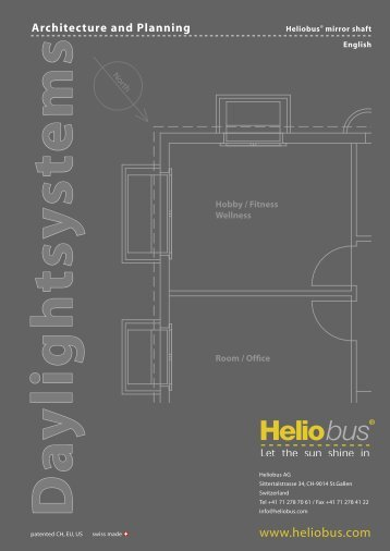 Architecture and Planning - Heliobus