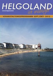Ausgabe Nr. 123 - Helgoland