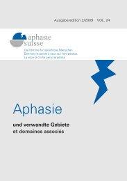 Heft 2 - Aphasie Suisse