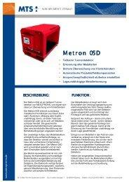 Metron 05D pdf