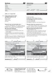 Termin 08. März   Deadline March 8 Werbung 11 b Advertising 11 b