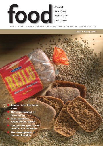 Issue 1 - foodmagazine.eu.com
