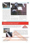 Zateplené šikmé střechy se skládanou krytinou, dodatečné ... - Page 3