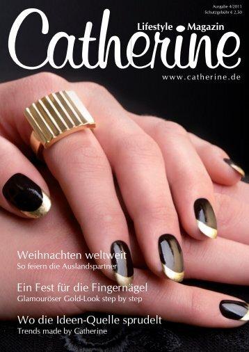 Ein Fest für die Fingernägel - Catherine Nail Collection