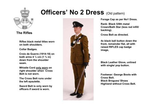 Officers' No 2