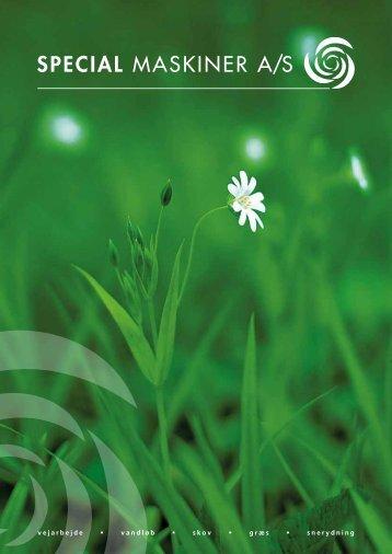 Se vores katalog 2012 - Special Maskiner A/S