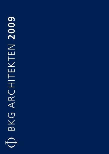 BKG Architekten 2009 - BKG Architekten AG