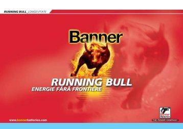 r running bull ro