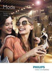Tiendas de Moda - Philips Lighting