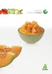 Rijk Zwaan Export Catalogue 2010_11