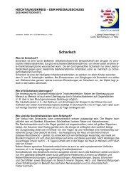 Scharlach - Hochtaunuskreis