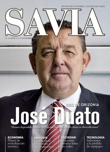 tecnología - Revista SAVIA