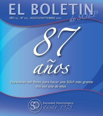 de SOLP - Sociedad Odontológica de La Plata