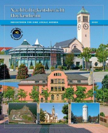 Nachhaltigkeitsbericht Hockenheim Nachhaltigkeitsbericht ...