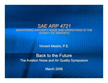 SAE ARP 4721 SAE ARP 4721 - The Technology Transfer Program ...