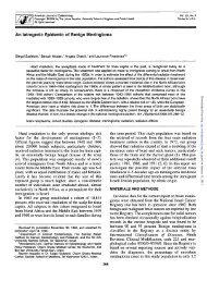 An latrogenic Epidemic of Benign Meningioma - American Journal of ...