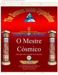 O Mestre Cósmico - Ordo Svmmvm Bonvm