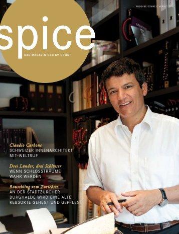 Spice Magazin - CARBONE