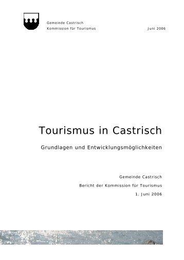 Tourismus in Castrisch