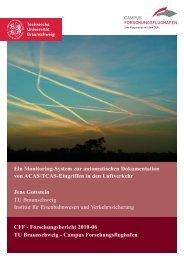 Ein Monitoring-System zur automatischen Dokumentation von ACAS