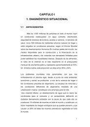 CAPITULO I 1. DIAGNÓSTICO SITUACIONAL - Repositorio UTN