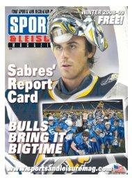 Winter 2009 Buffalo Edition - PDF - Sports and Leisure Magazine