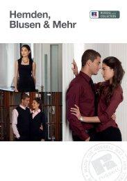 RUSSELL Hemden Broschüre 2012 (A5) zum Herunterladen