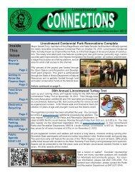 Village Newsletter - E-Gov Link