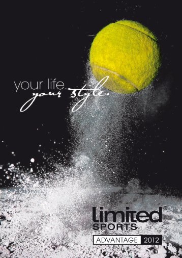 ADVANTAGE 2012 - Limited Sports