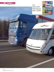 Reisemobil International Februar 2009 - Carthago Reisemobilbau ...