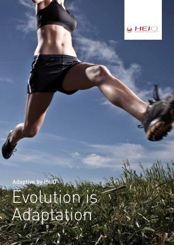 Evolution is Adaptation - HeiQ Materials