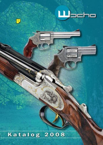 Katalog 2008 - ACP-Waffen