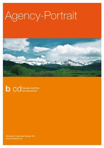Download PDF - Brotbeck Corporate Design AG