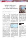 The most Advanced Technologies for ... - CASALE GROUP - Page 2
