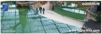 Aquarium - HEINZ FRITZ Kunststoffverarbeitung