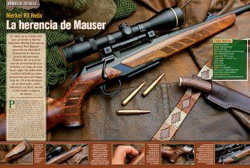 HELIX Herencia del Mauser Caza - Ardesa